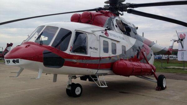 Mi-171A2 - Sputnik France
