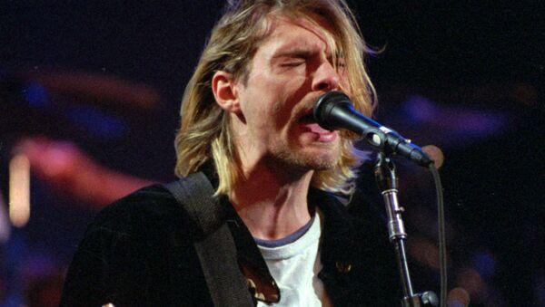 Kurt Cobain - Sputnik France