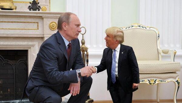 Mini-Trump - Sputnik France