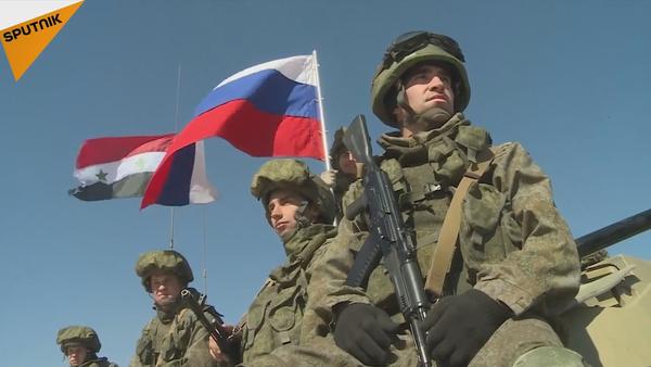 Les démineurs russes ont terminé leur mission à Alep - Sputnik France