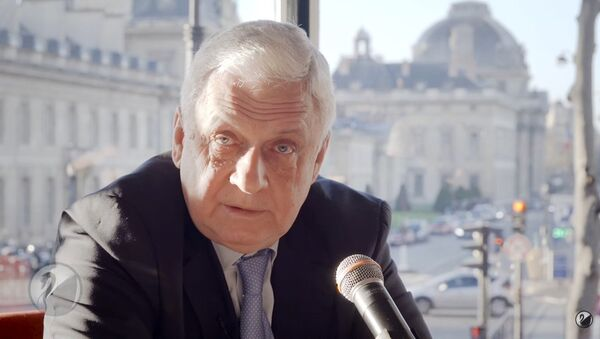 Alexandre Orlov, ambassadeur de Russie en France - Sputnik France