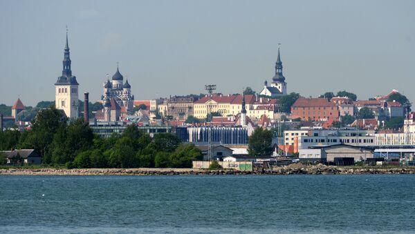 Tallin, la capitale de l'Estonie - Sputnik France