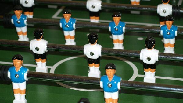 Footballeurs en grève (image d'illustration) - Sputnik France