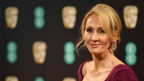 J. K. Rowling - Sputnik France