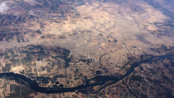 Les provinces syriennes de Raqqa et d'Alep (archives) - Sputnik France