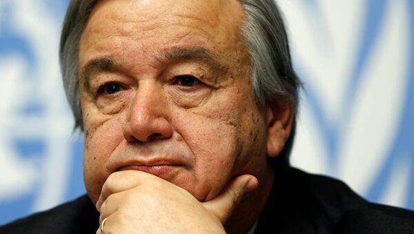 Antonio Guterres - Sputnik France
