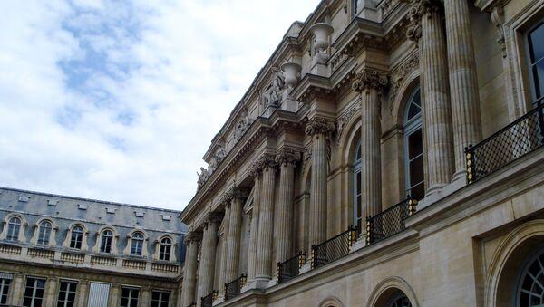 Palais Royal, siège du Conseil constitutionnel - Sputnik France