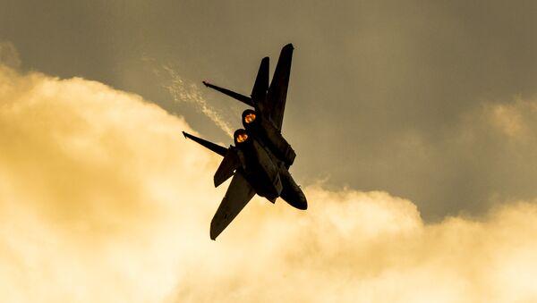 Un avion militaire israélien - Sputnik France