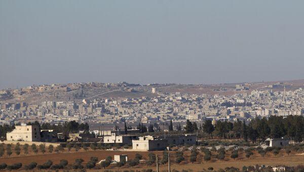 La ville syrienne d'Al-Bab - Sputnik France