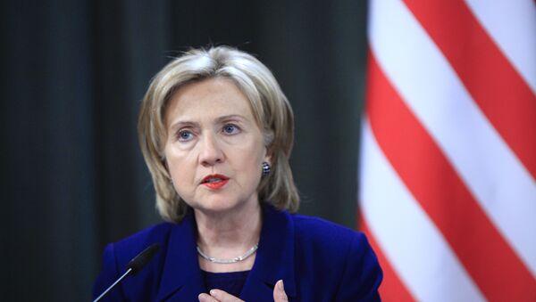 Hilary Clinton - Sputnik France