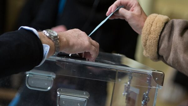 Bureau de vote - Sputnik France