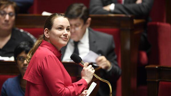 Axelle Lemaire - Sputnik France
