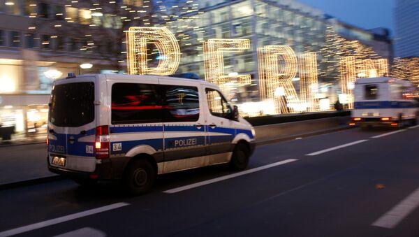Polizei in Berlin - Sputnik France