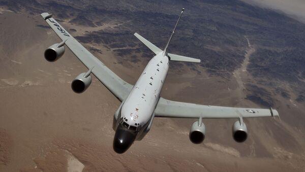 Un RC-135W - Sputnik France