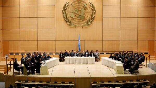 Palais des Nations à Genève, Suisse - Sputnik France