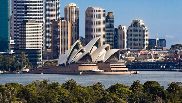 Город Сидней, Австралия - Sputnik France
