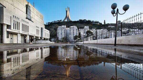 Ciudad de Argel, Argelia - Sputnik France