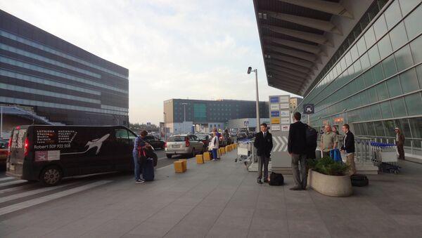 L'aéroport de Varsovie - Sputnik France