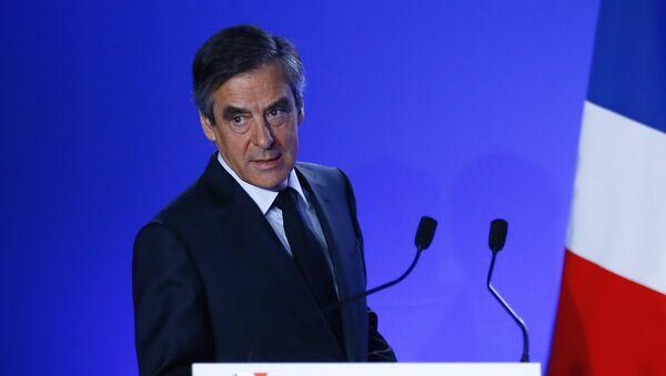Francois Fillon - Sputnik France