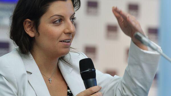 Margarita Simonian - Sputnik France