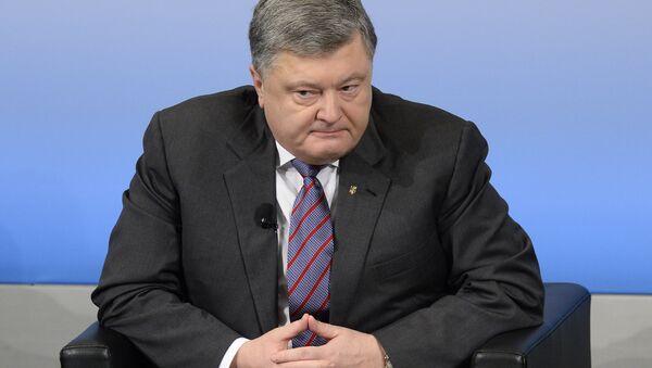 Piotr Porochenko - Sputnik France