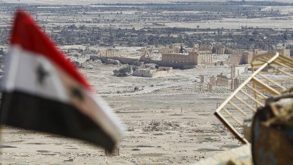 La ville de Palmyre - Sputnik France