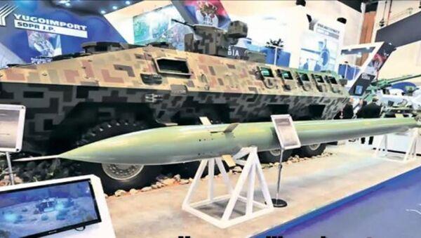 La Serbie se dote d'un missile identique au WS-2 chinois - Sputnik France