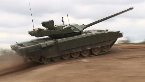 Le T-14 Armata - Sputnik France