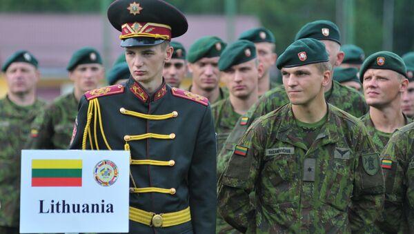 La Lituanie se prépare à une guerre hybride contre la Russie - Sputnik France