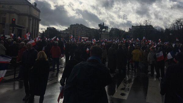Place du Trocadéro - Sputnik France