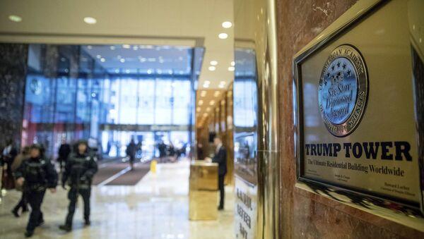 Trump Tower - Sputnik France