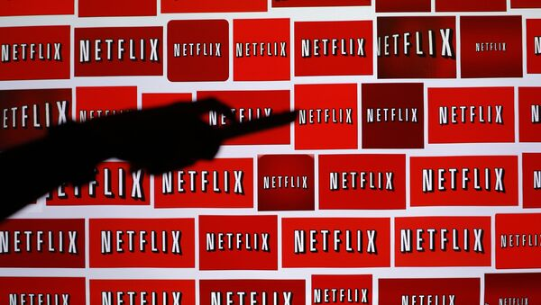 Logomarca do Netflix - Sputnik France