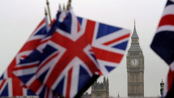 Londres renonce aux normes européennes dans son système judiciaire - Sputnik France
