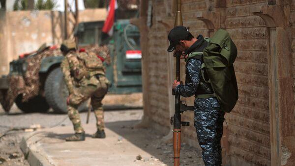 Irak güçleri / Musul - Sputnik France