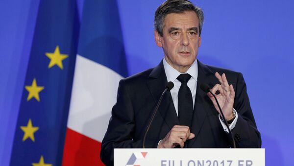 François Fillon - Sputnik France