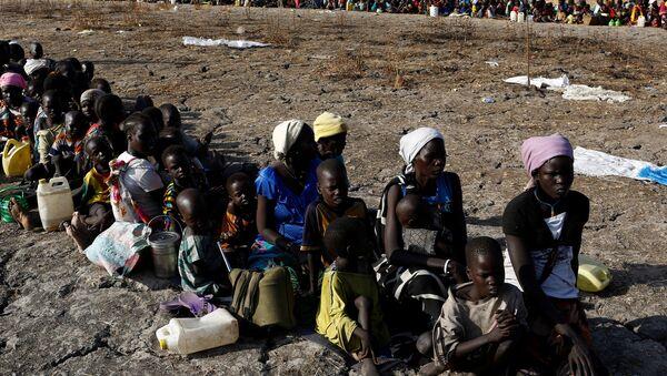 La moitié de la population sud-soudanaise soufre d'une famine sans précédent - Sputnik France