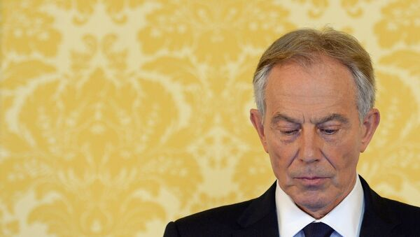 Tony Blair - Sputnik France