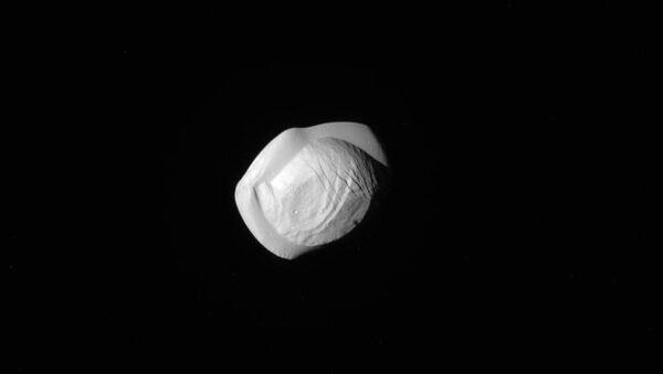 Riesen-Ravioli im Saturn-Orbit - Sputnik France