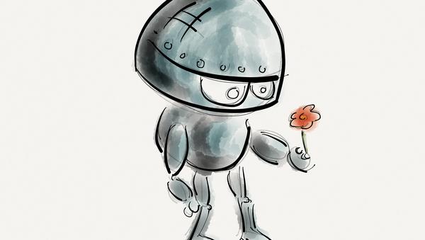 Un robot «timide» - Sputnik France