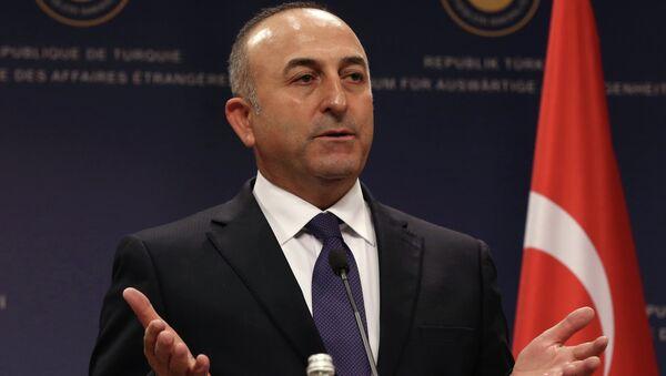 Les Pays-Bas interdisent l'atterrissage du vol du ministre turc des Affaires étrangères - Sputnik France