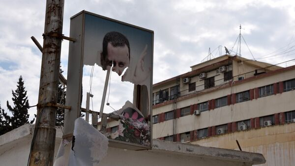 Raqqa, fief de Daech - Sputnik France