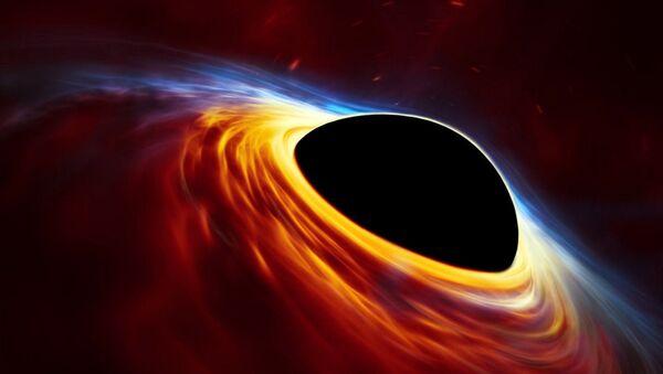 Schwarzes Loch ganze Planeten frisst - Sputnik France