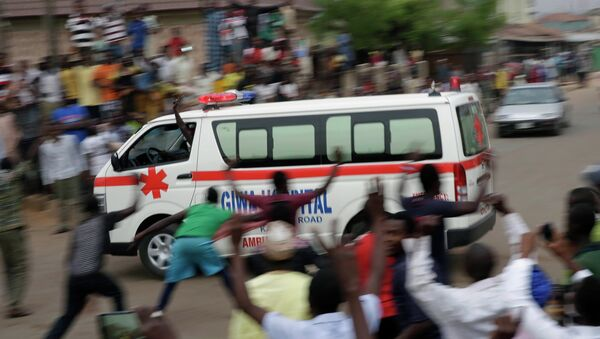 Nigerian ambulance - Sputnik France