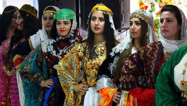 La mode des Kurdes syriens - Sputnik France
