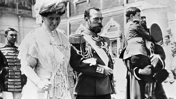 Image de la « fin d'un monde » : Nicolas II, le dernier empereur russe - Sputnik France