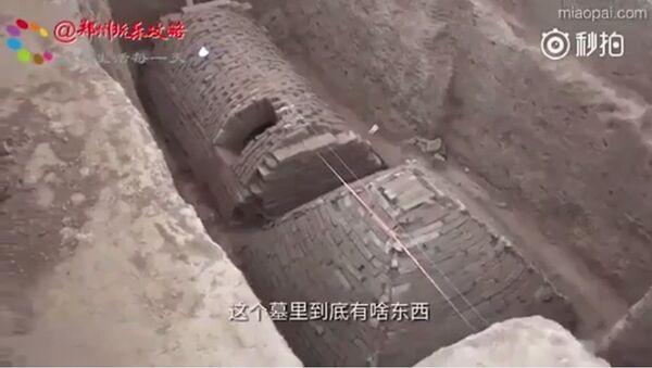 Pyramide égyptienne en Chine - Sputnik France