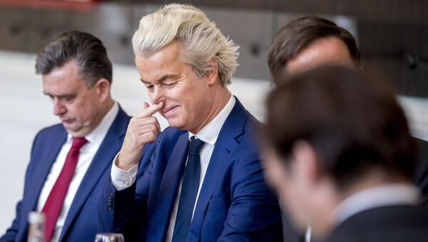 Geert Wilders - Sputnik France