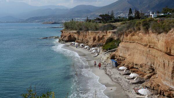 Monument nazi restauré en Crète: les habitants indignés par un geste de «provocation» - Sputnik France