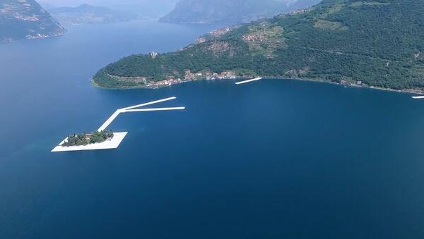 Le lac - Sputnik France