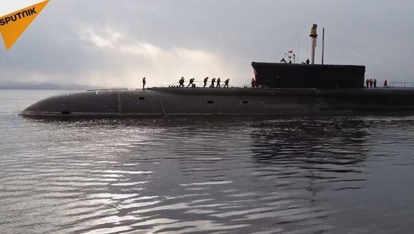 Le 19 mars, la Russie célèbre la Journée des sous-mariniers - Sputnik France